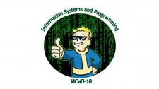 Логотип для группы студентов