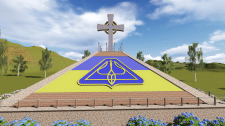 Реконструкція меморіалу воїнам УГА
