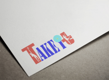 """дизайн логотипа ТМ """"Take it"""" (товары для спорта)"""