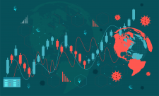 Баннер влияние коронавируса на экономику