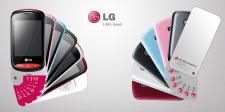 Цветовой веер LG