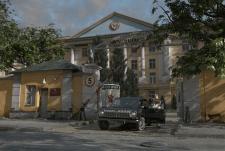 """Сцена для видео """"НИИ-1011"""""""