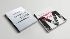 """Обложка книги """"Мартин Иден"""""""