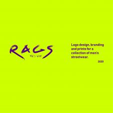 Логотип и брендинг мужской уличной одежды