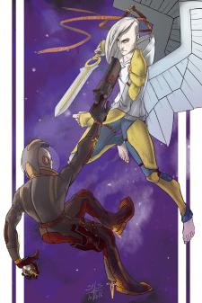 Ангел и космонавт
