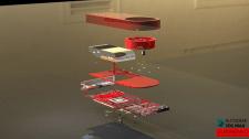 3D моделирование видеокарты