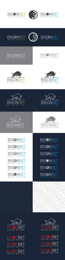 Логотип BISONBET