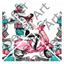 Fashion клипарт/иллюстрация/открытка