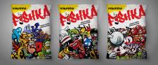 разработка дизайна упаковки для семечек FISHKA