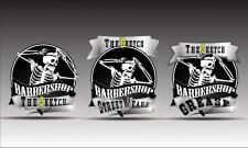 Создание логотипа для муж. парекмахерской Barber