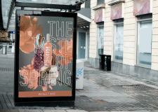 Концепт  |  сезонная реклама