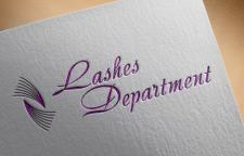 Логотип для студии наращивания ресниц