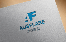 Логотип - AUSFLARE