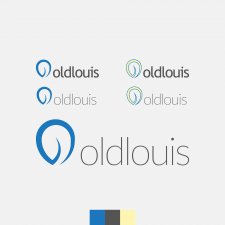 """Логотип для сайта """"oldlouis"""""""