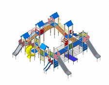 Летский игровой комплекс