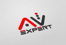"""Лого """"AV expert"""""""