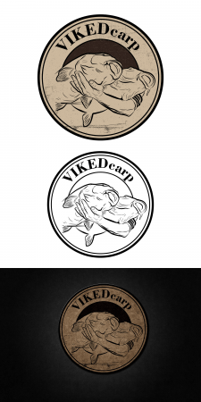 Логотип рибацької команди