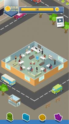 Кадр из игры Mr.Boss