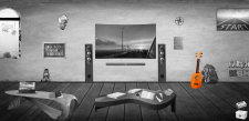 Сайт - Персональная интерактивная комната