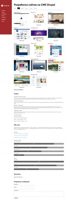 Veligursky Portfolio/Website