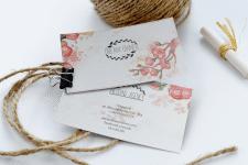 Визитки свадебного агенства