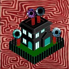 Дом с глазами