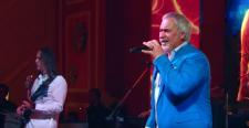 Видео монтаж концерта 3 камеры