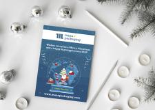 Новогодняя открытка для manupackaging.com