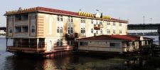 Дизайн фасада Гостиницы * Перлина Днiпра*