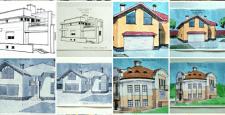 """К заданию """"Четыре архитектурных проекта за 10 дней"""