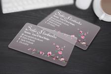 bissnes card floristin