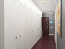 Визуализация, коридор.
