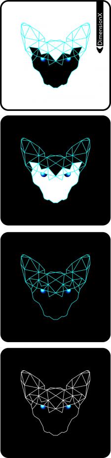 логотип DimensionX