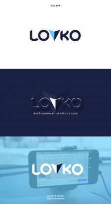 Логотип для LOVKO