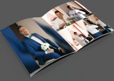 Дизайн свадебной книги