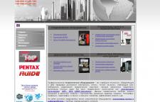 Сайт под ключ -Геодезическое оборудование