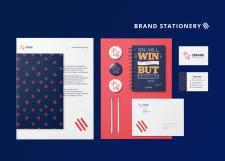 Фирменный стиль для маркетингового агентства