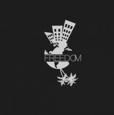 "Создание логотипа ""Freedom"""