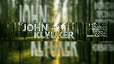 "Шапка для YouTube-канала ""Джон Клюкер"""