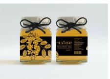 Этикетка для акациевого меда