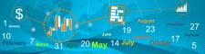 Баннер для экономического календаря