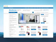 Интернет-магазин Buderus-store