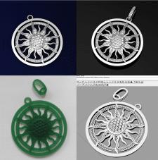 Моделирование и печать подвески