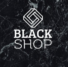 Black Shop Logo