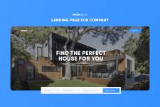DreamHouse | Landing page.
