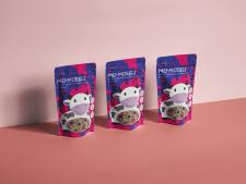 Дизайн упаковки ягодных мюсли