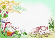 иллюстрация к детской книге2