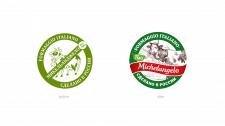 Рестайлинг лого для молочной компании