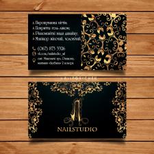 Логотип и визитка МL