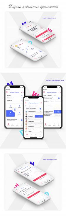 Мобільний додаток (дизайн і розробка)